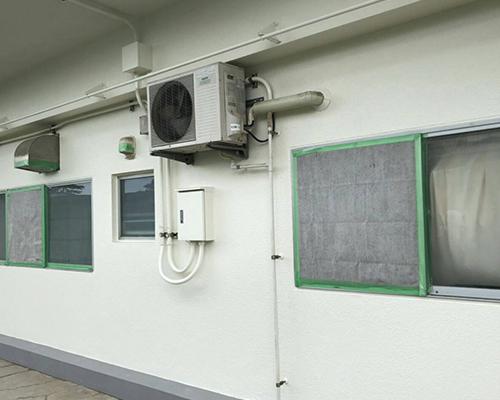 建築付帯電気設備工事事例|株式会社 大木無線電気