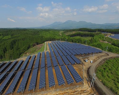 産業用野だて太陽光発電(高圧)|株式会社 大木無線電気