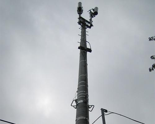 携帯電話基地局新設工事|株式会社 大木無線電気