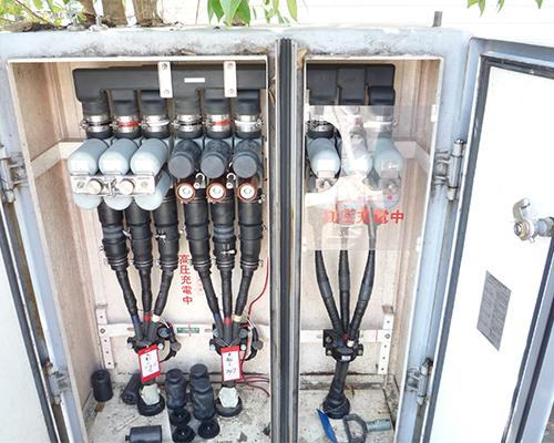 高圧受変電設備工事|株式会社 大木無線電気