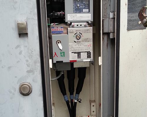 高圧受変電設備工事事例|株式会社 大木無線電気