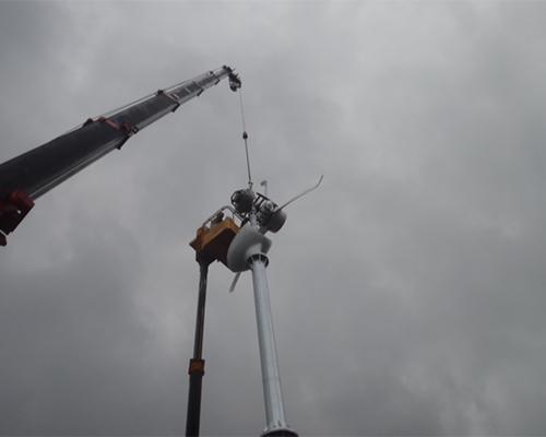 風力発電|株式会社 大木無線電気
