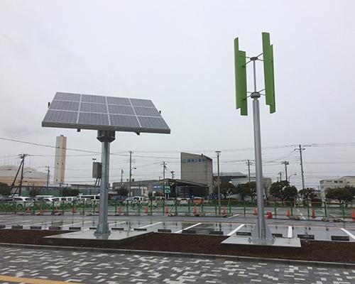 風力発電��株式会社 大木無線電気