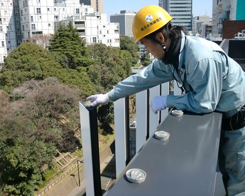 商業ビル事例|株式会社 大木無線電気