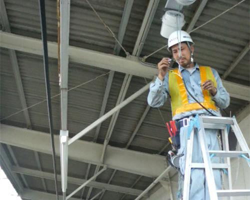電気通信工事|株式会社 大木無線電気
