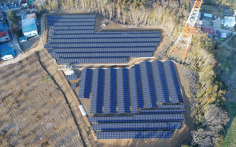 太陽光発電・再生可能エネルギー事業 | 株式会社 大木無線電気