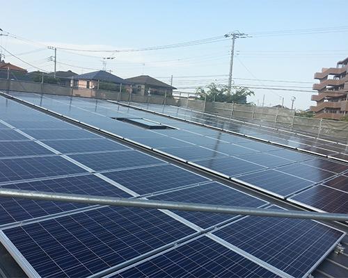 産業用・建物(屋根・屋上)|株式会社 大木無線電気