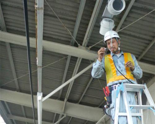 鉄道通信工事|株式会社 大木無線電気