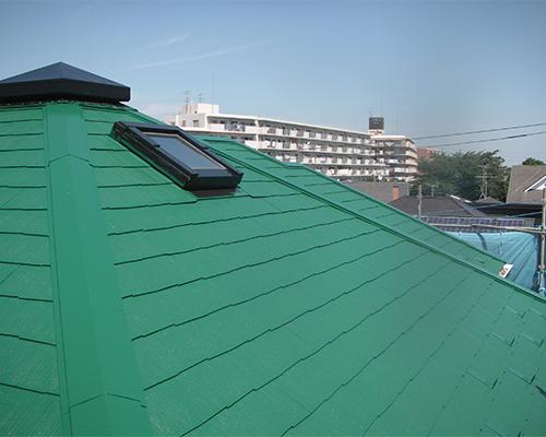 屋根・外壁塗装工事|株式会社 大木無線電気