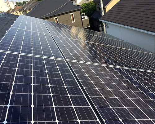 住宅用太陽光発電システム|株式会社 大木無線電気